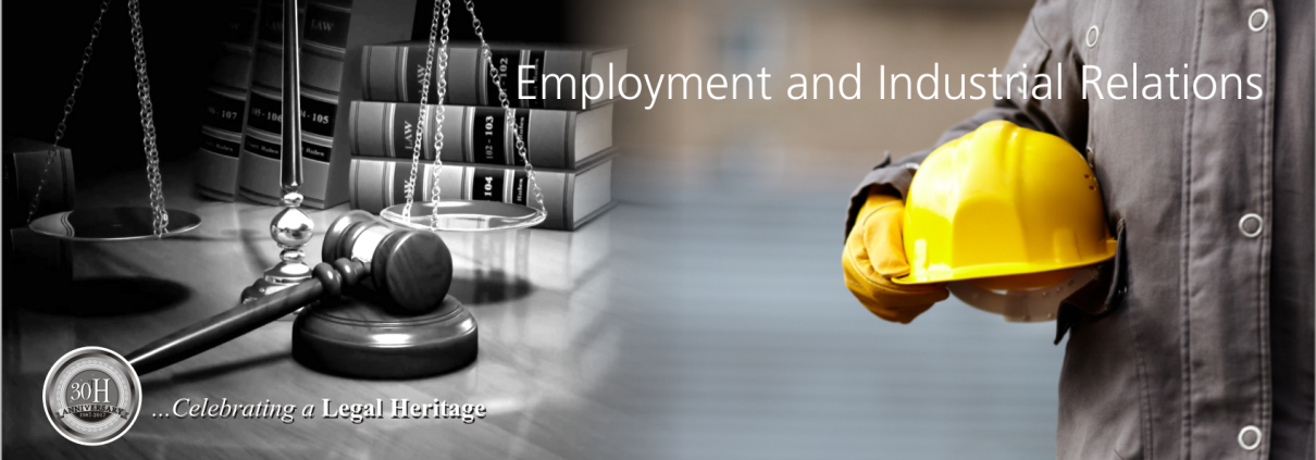 Employment and Industrial Relations Law firm Lagos