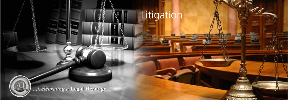 leading commercial litigation law firm in lagos hermon law